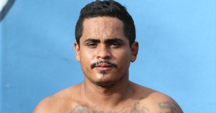 Capturan en Nicaragua a pandillero salvadoreño vinculado a protestas contra el gobierno