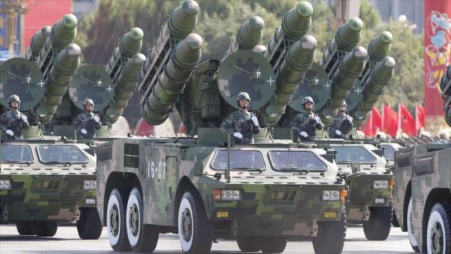China se opone a la venta de armas de Estados Unidos a Taiwán