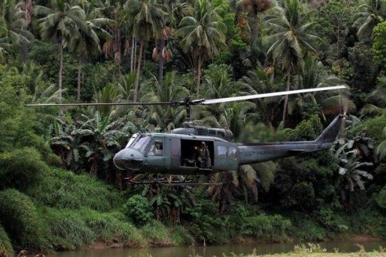Filipinas mata por error a 11 de sus soldados