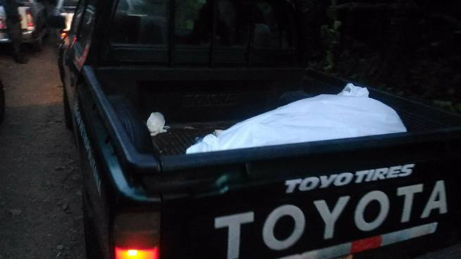 Asesinan a taxista y lanzan su cuerpo a una quebrada en Usulután
