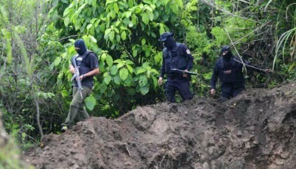 Un pandillero fallecido y dos más detenidos tras intercambio de disparos con policías en Usulután