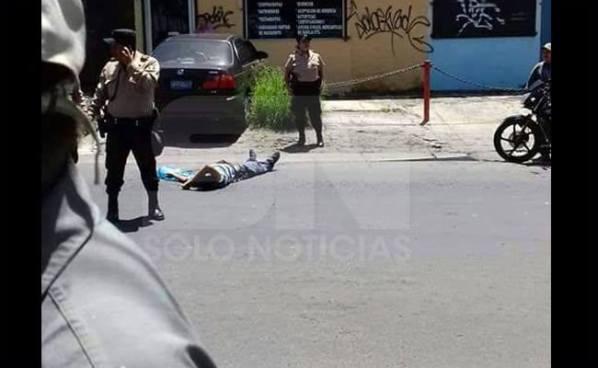 Sicarios asesinan a un vendedor de agua en Soyapango