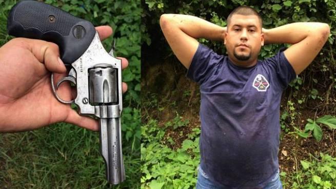 Capturan a asaltante que aprovechaba tráfico por reparaciones en carretera Panamericana