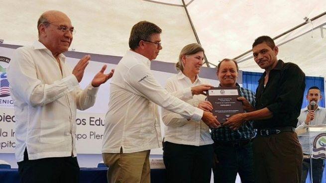 Fomilenio II entregará títulos de propiedad a 66 centros escolares