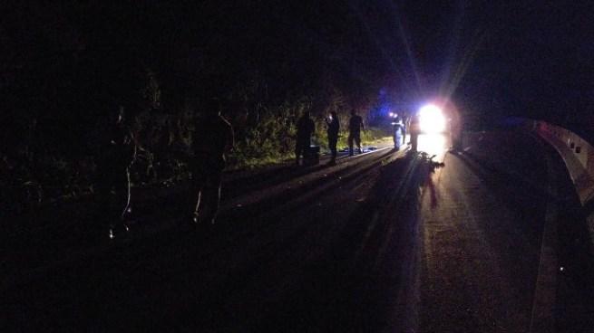 Encuentran cadáver desmembrado de un agente de la PNC en Soyapango