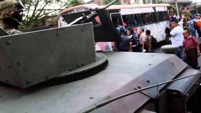 Fuerza armada brindará seguridad a capitalinos durante vacaciones agostinas