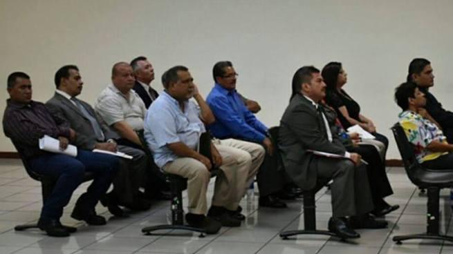 """Comienza juicio contra implicados en """"caso tregua"""""""