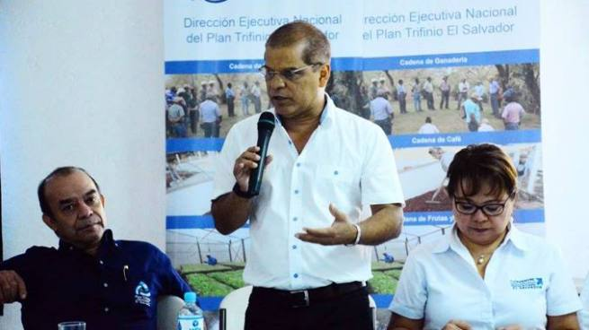 Oscar Ortiz asegura que el país se vera afectado si ARENA no vota a favor de préstamos