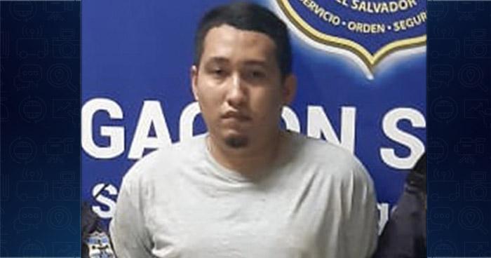 Pandillero era buscado por 26 órdenes de captura