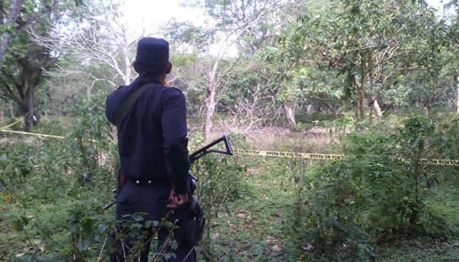 Encuentran los cadáveres de cuatro personas en una finca de Coatepeque