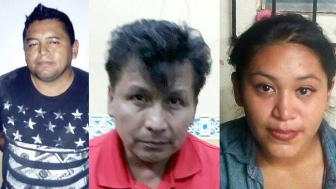 Capturan a dos hombres y una mujer por diferentes delitos en San Salvador