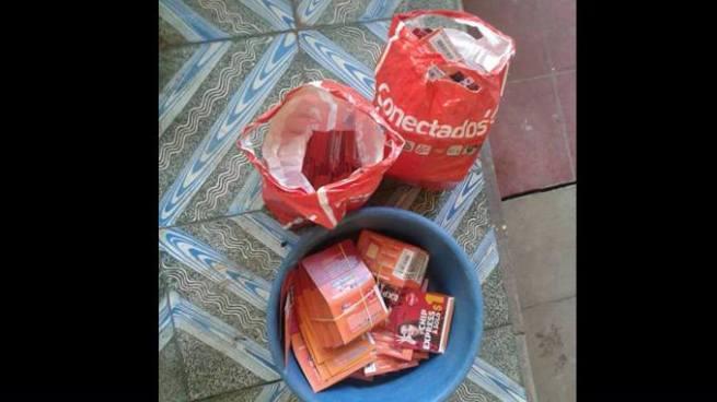 Más de 300 chips son recuperados durante operativo 'Casa por Casa' en Aguilares
