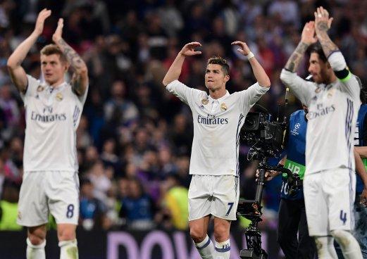 Real Madrid da un golpe de autoridad y está con medio pie en la Final de la Champions League 2017