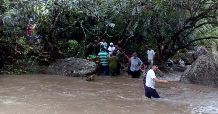Sube a 5 el numero de victimas mortales por Huracán Michael en El Salvador