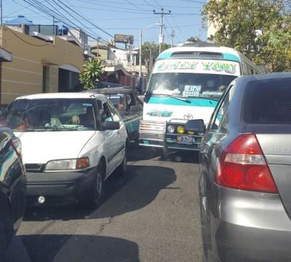 Del 1 de enero a la fecha se registran 1,469 accidentes de tránsito