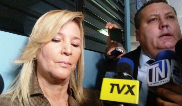 Ana Ligia de Saca aun no presenta la certificación de pago de fianza