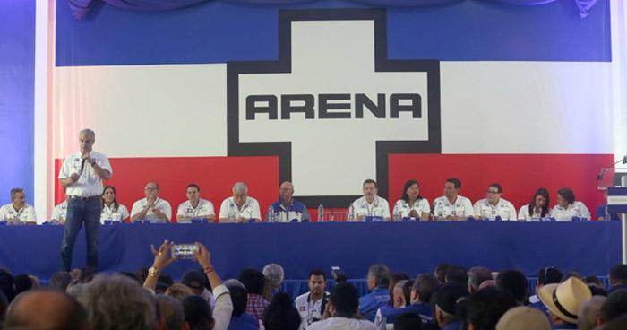 """Solicitarán cancelación del partido ARENA: """"Me siento padre de un engendro diabólico"""""""