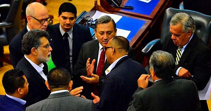 Diputados de ARENA y FMLN aceleran proceso para interpelar al Ministro de Hacienda