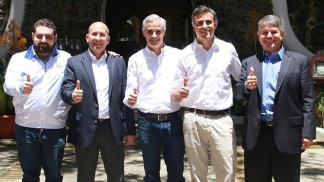 ARENA adelantará proceso de elecciones internas para elegir a candidato presidencial