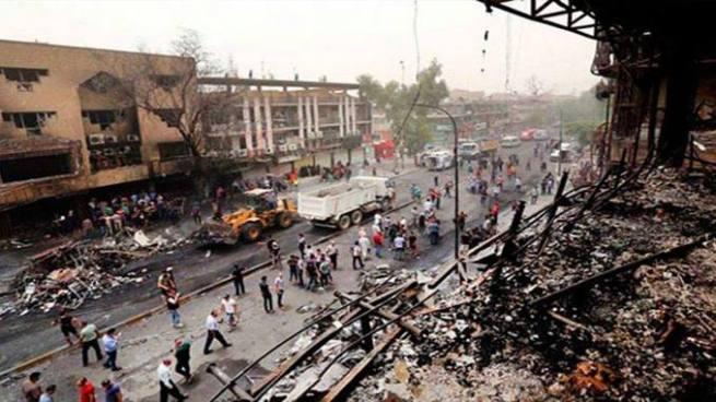 Al menos 10 muertos y 15 heridos en ataque con un coche bomba en Bagdad