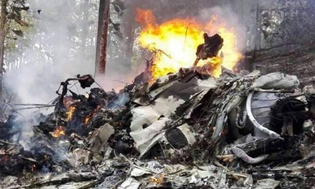 Avioneta se estrella y deja 12 personas muertas en Costa Rica