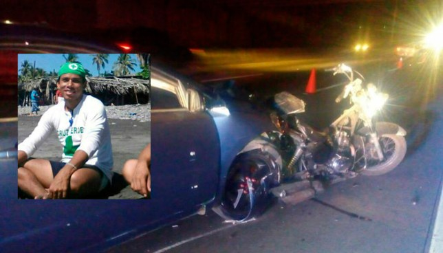 Muere socorrista de Cruz Verde en accidente de tránsito en Bulevar Monseñor Romero