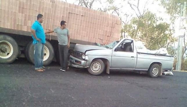 Fatal accidente de tránsito cobra la vida de una persona en Estanzuelas, Usulután