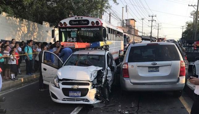 Más de 440 personas han fallecido en accidentes de tránsito en lo que va del 2018