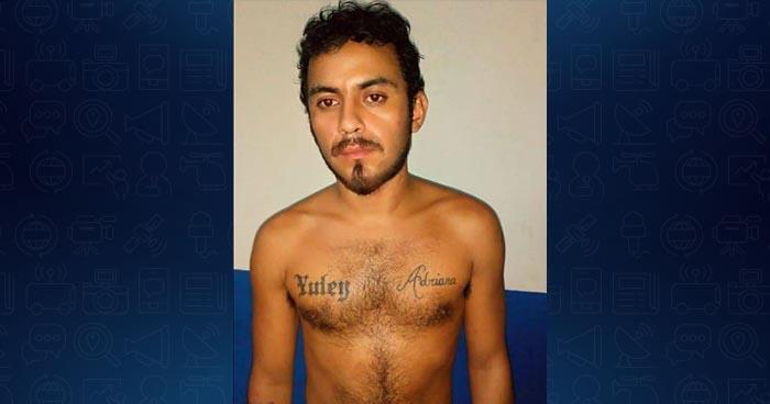 Capturan en La Libertad a sujeto que estranguló a una persona en Estados Unidos