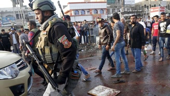 50 víctimas mortales tras un atentado suicida en el sur de Irak