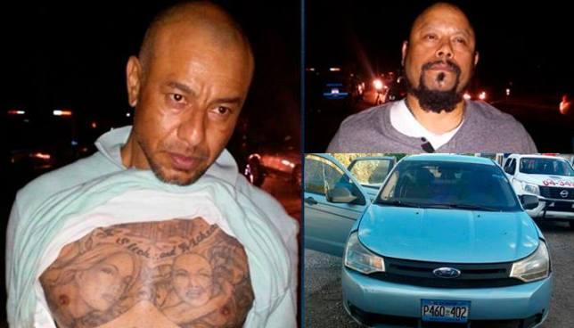 Capturan con droga a sujetos que se conducían a bordo de un vehículo en Colón
