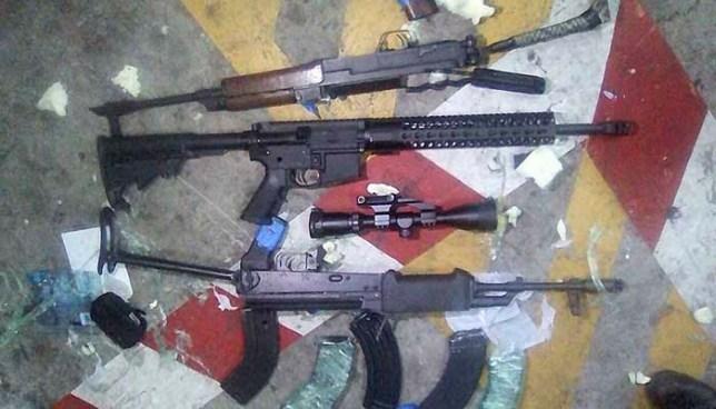 MS pretendía usar armamento de la Fuerza Armada para atentar contra policías, fiscales y jueces