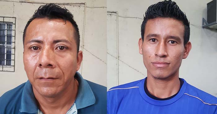 Capturan en San Salvador a sujetos que asaltaban a usuarios de la ruta 11 con un arma de juguete