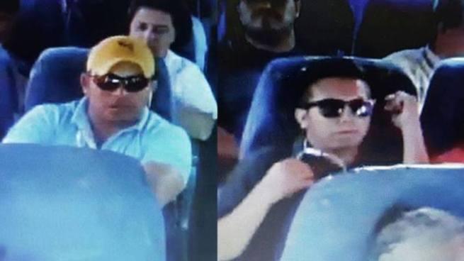 Difunden imágenes de presuntos asaltantes de la Ruta 201