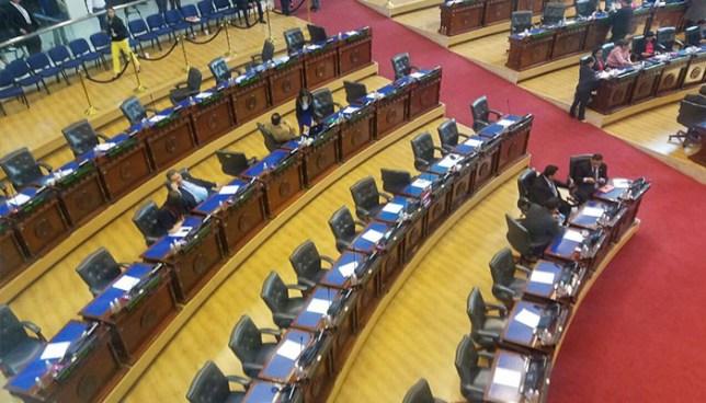 Nuevas Ideas + GANA conseguirían 61 escaños en la nueva Asamblea Legislativa