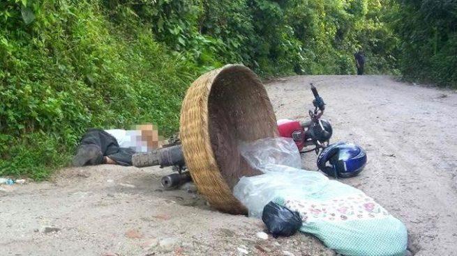 Asesinan a balazos a pandillero que vendía pan en Chalchuapa