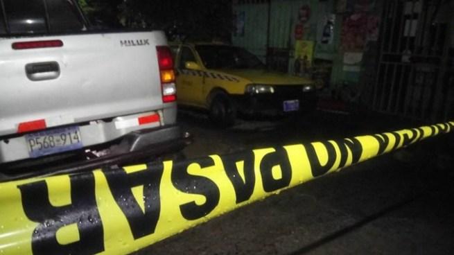 Dos jóvenes fueron privados de libertad y asesinados por pandilleros en Ayutuxtepeque