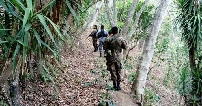 Pandilleros matan a soldado en el Plan del Pino, Ciudad Delgado