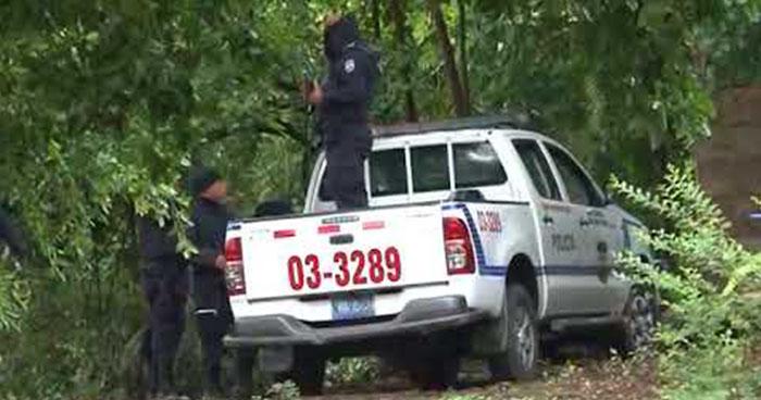 Agente de la PNC resulta ileso tras ser atacado a balazos por pandilleros en San Miguel