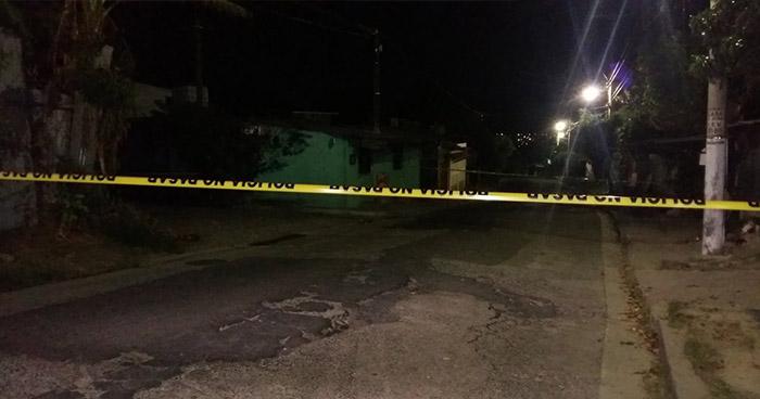 Un muerto y dos lesionados tras ataque armado en El Paisnal, San Salvador
