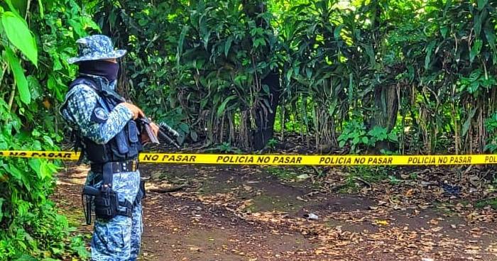 Pandillero muerto tras enfrentamiento con agentes de la PNC
