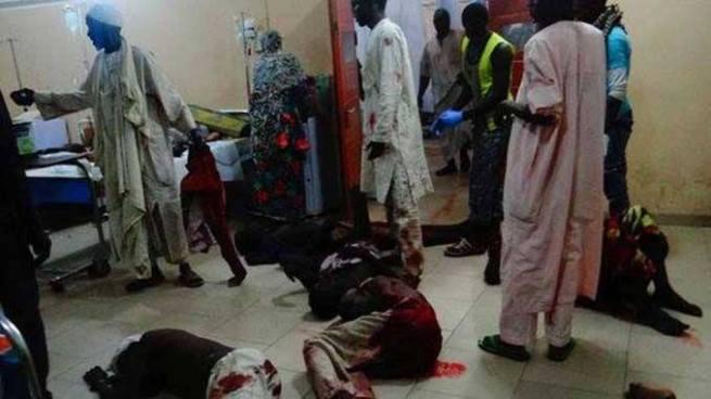 Atentado en Nigeria deja 30 muertos y más de 100 heridos