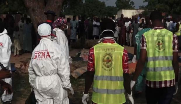 Cuádruple atentado suicida deja 15 muertos y 23 heridos en Nigeria