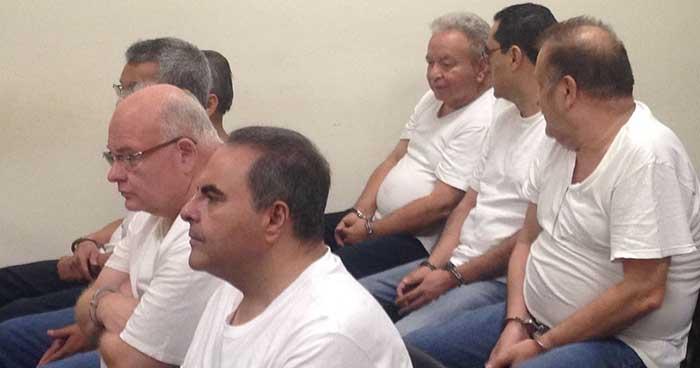 Suspenden audiencia especial contra expresidente Saca y seis de sus funcionarios