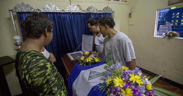 Aumenta a más de 300 el número de muertos por la crisis en Nicaragua
