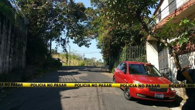 Dos balaceras dejan un muerto y un herido en zona central del país