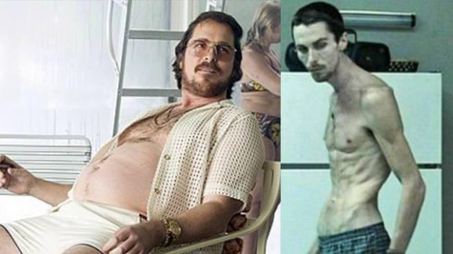 Drástico cambio del actor Christian Bale de cara a su nuevo rol