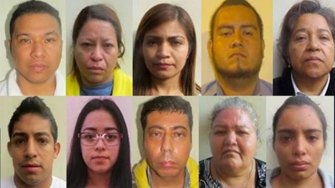 Capturan a banda de estafadores que emitieron créditos por más de $225 mil dólares
