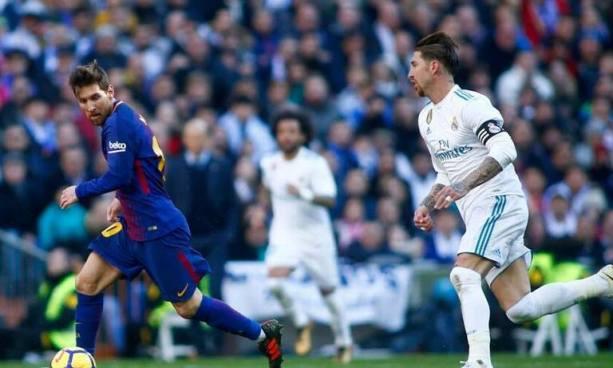 Barcelona derrota 3-0 al Real Madrid y se queda con el clásico español