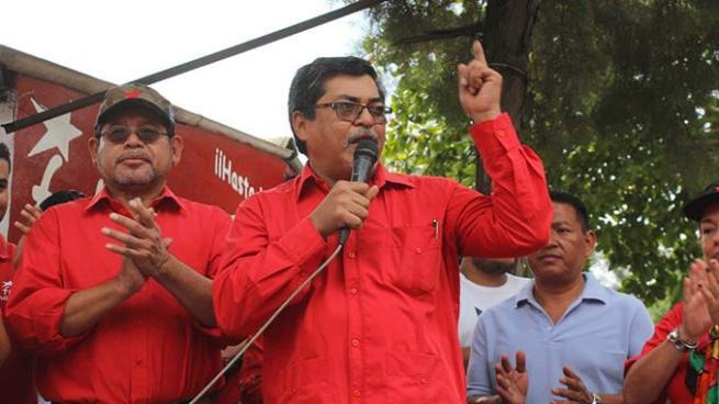 """Diputado Blandino Nerio: """"No nos arrodillaremos por el TPS"""""""